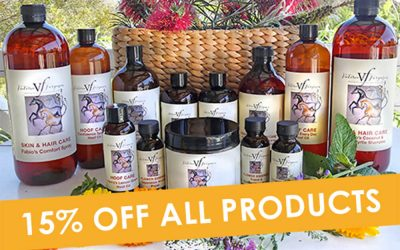 Equitana Specials – 15% Off VF Products